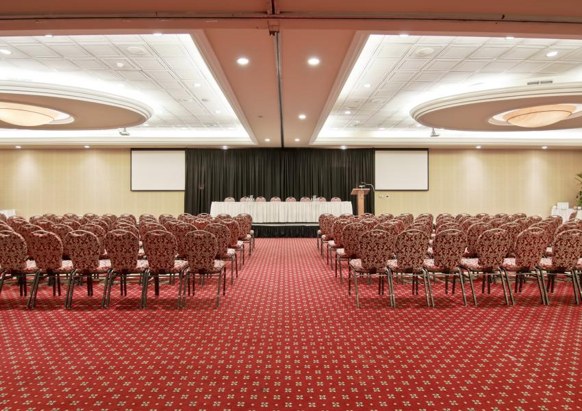 Merlot Ballroom - Book this meeting room in St. Catharines