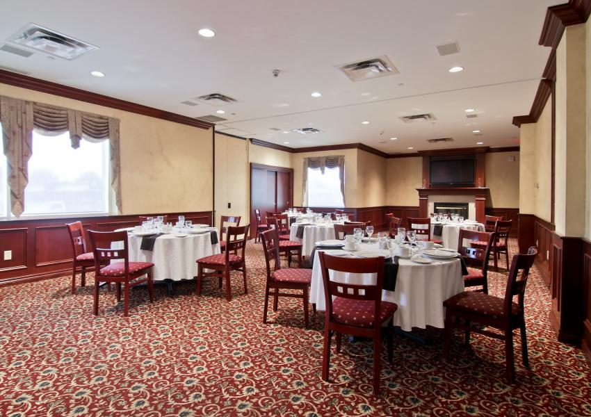 OSTIN Room - Book this meeting room in St. Catharines